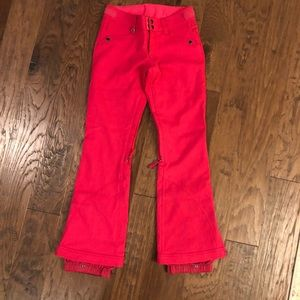 Women's Roxy ski/snowboard pants